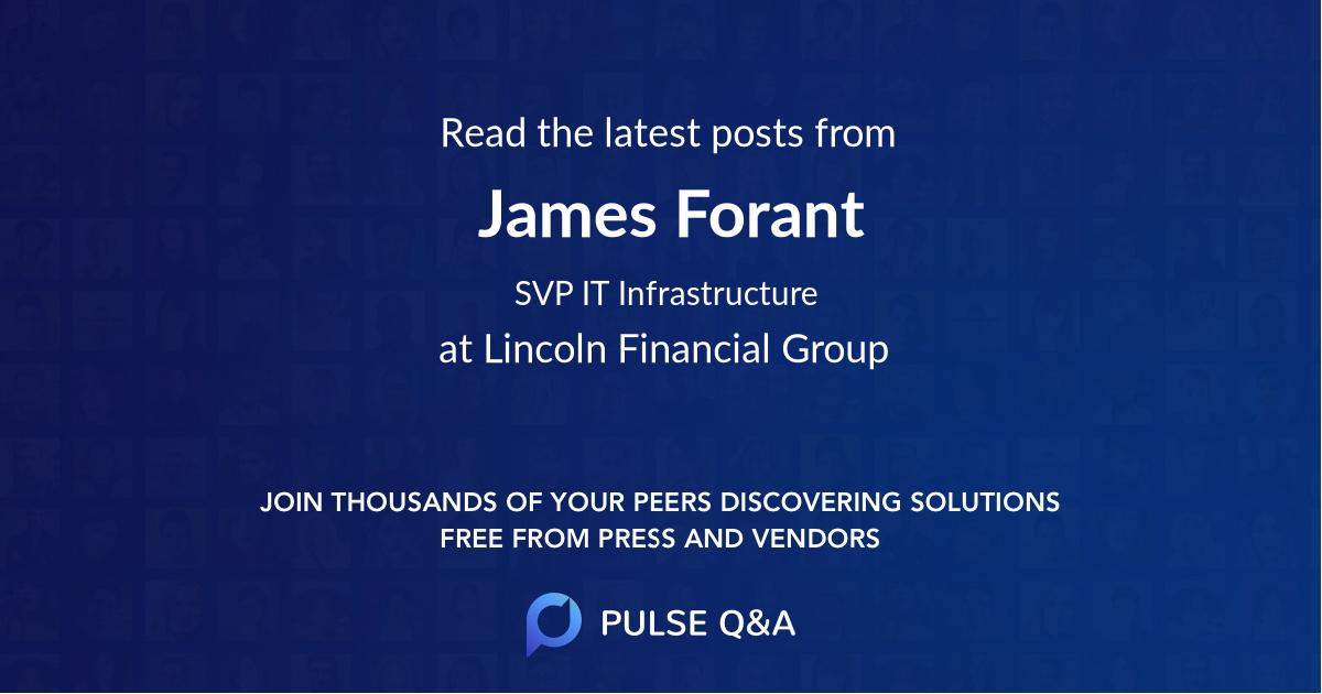 James Forant