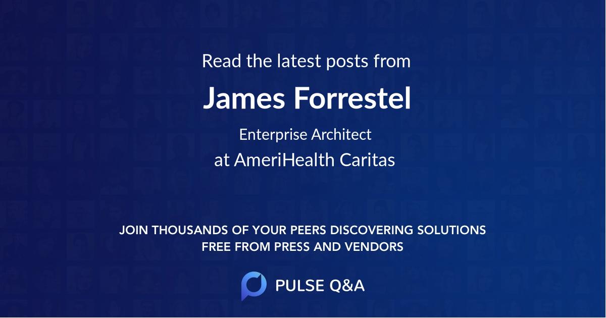 James Forrestel
