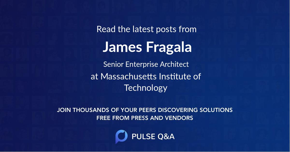 James Fragala