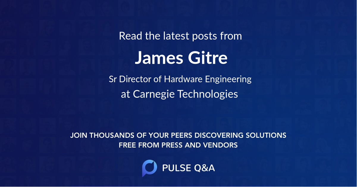 James Gitre