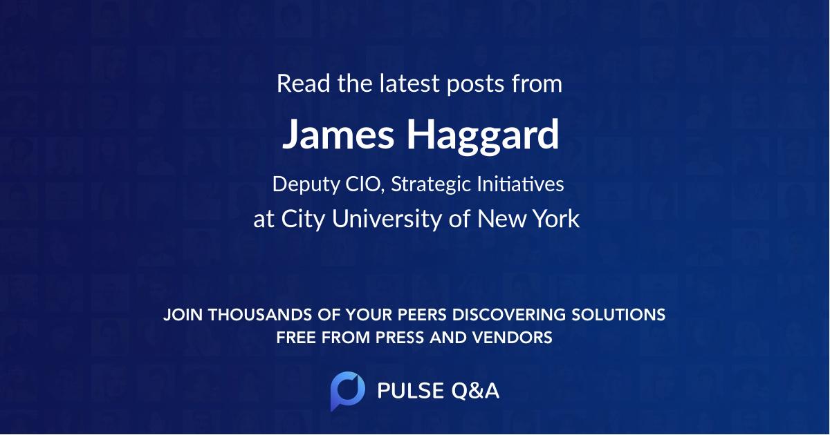 James Haggard