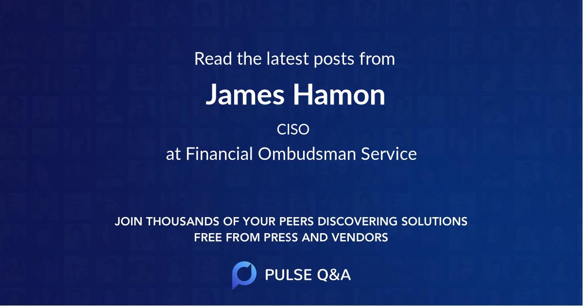 James Hamon