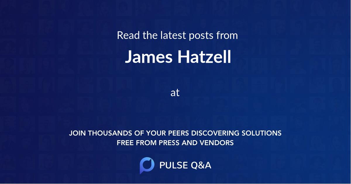 James Hatzell