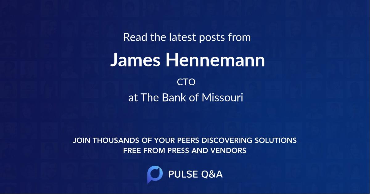 James Hennemann