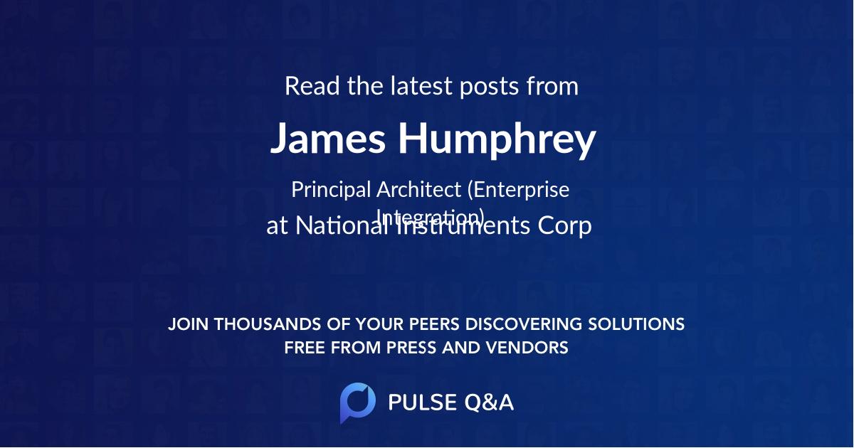 James Humphrey