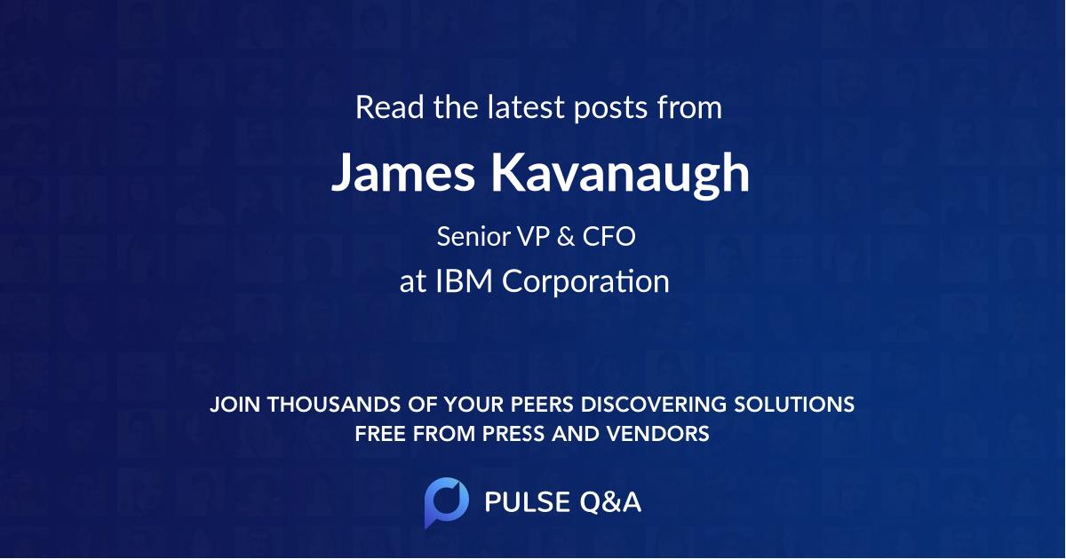 James Kavanaugh