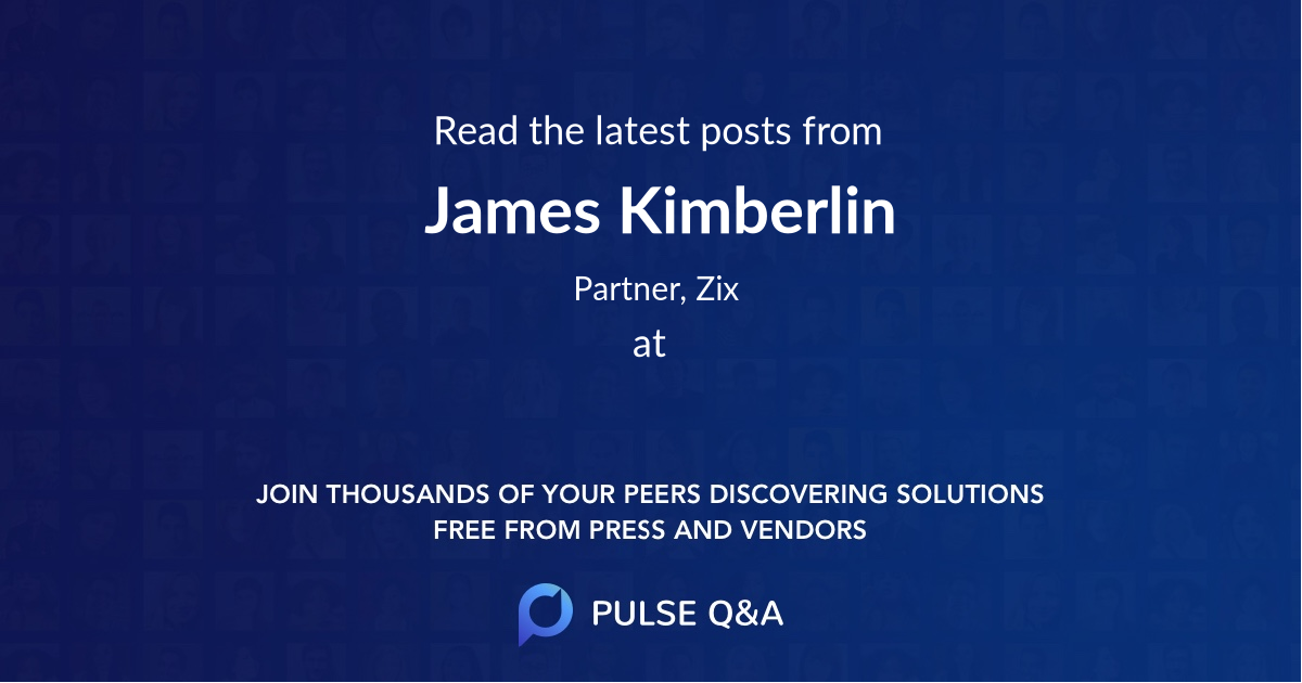James Kimberlin