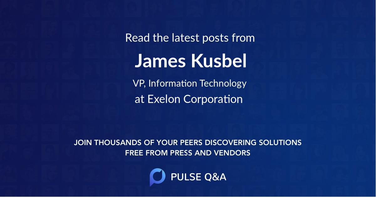James Kusbel
