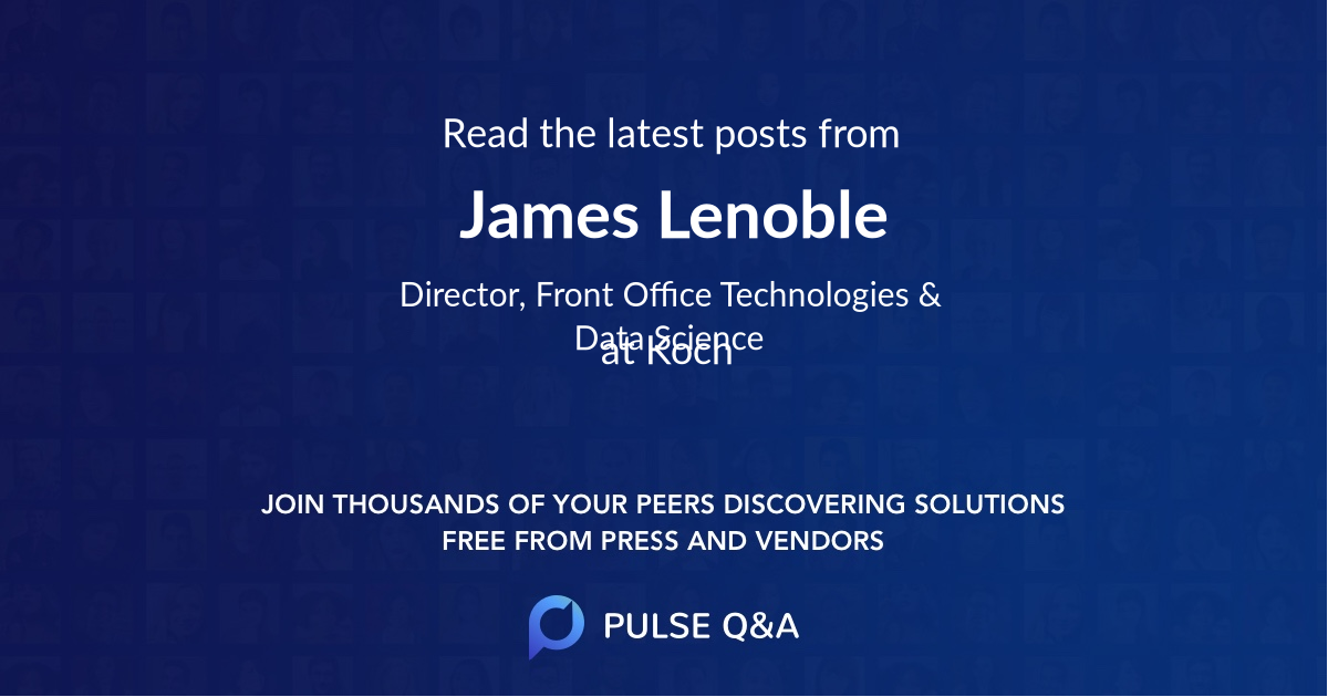 James Lenoble