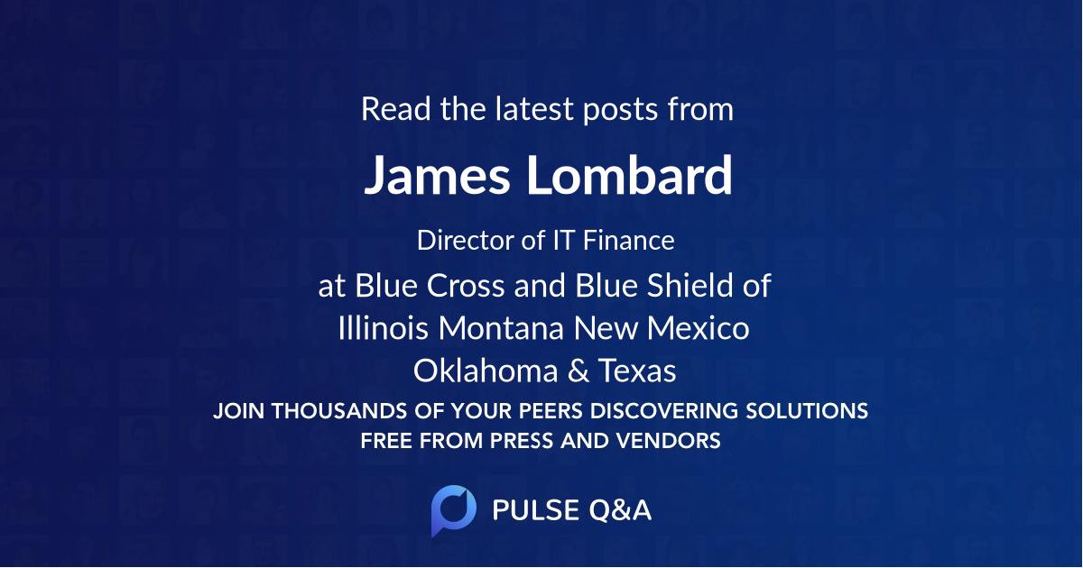 James Lombard