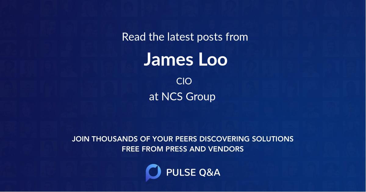James Loo