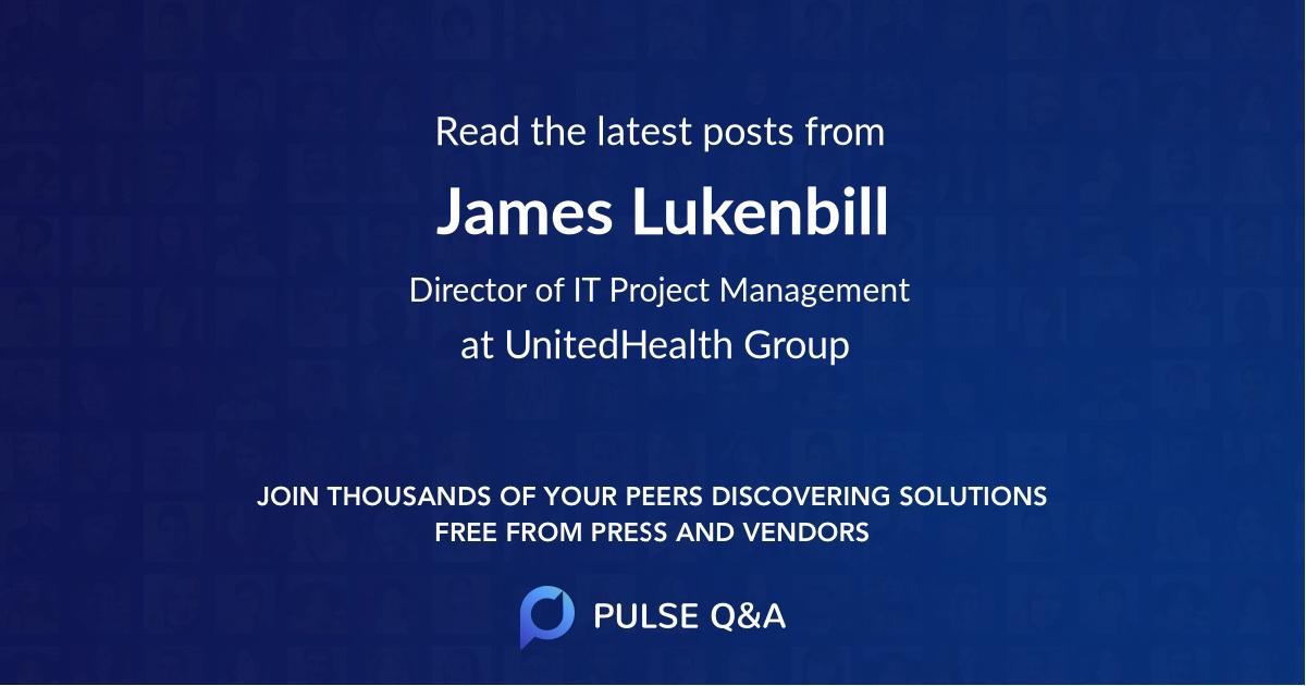 James Lukenbill
