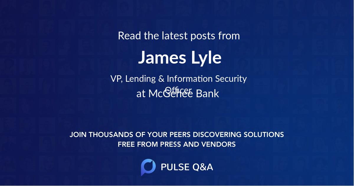 James Lyle