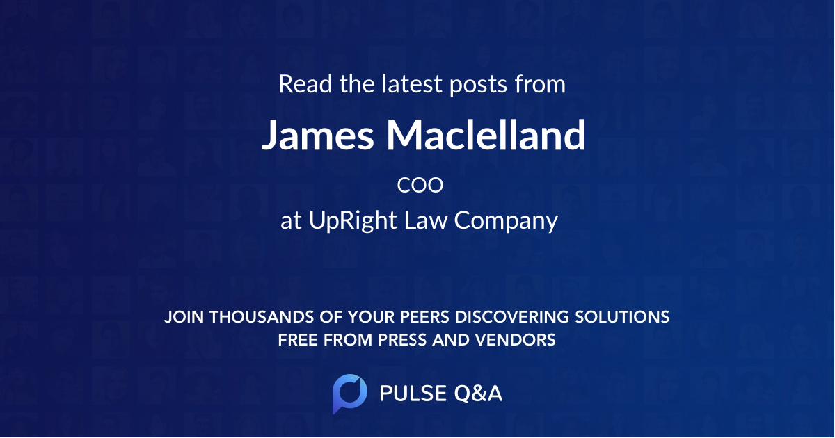 James Maclelland