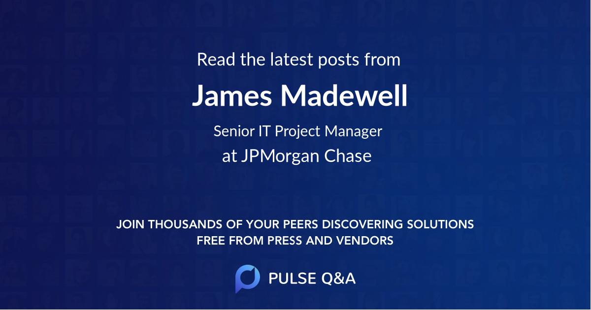 James Madewell