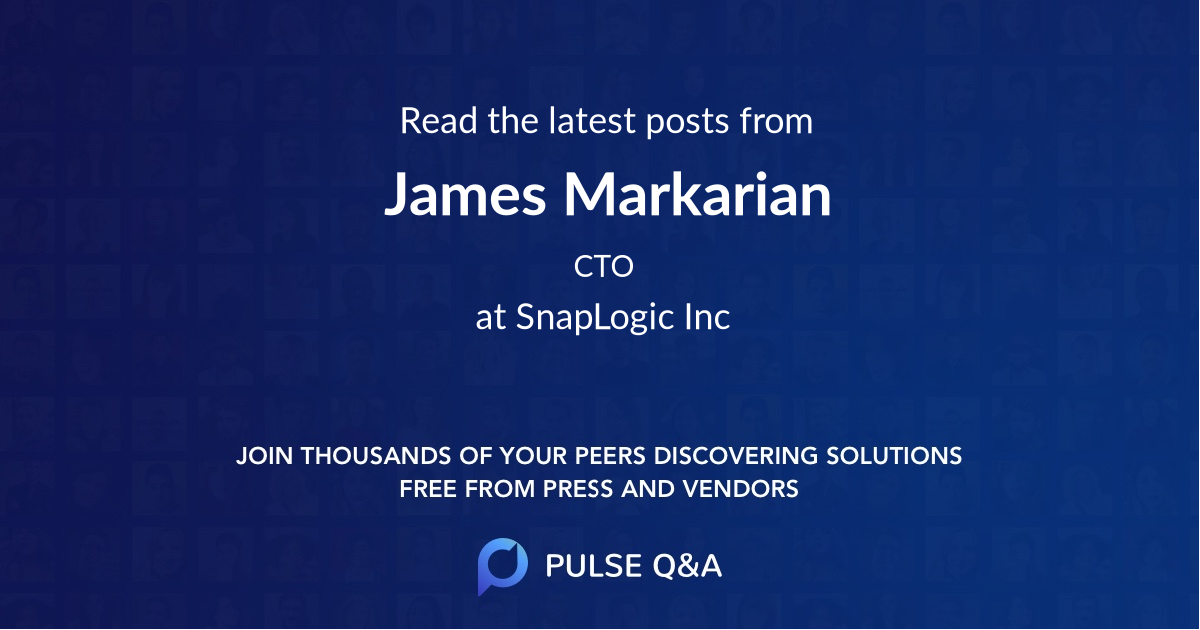 James Markarian