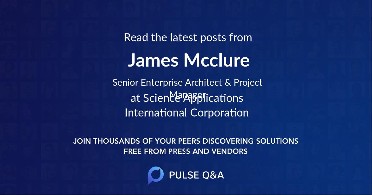 James Mcclure