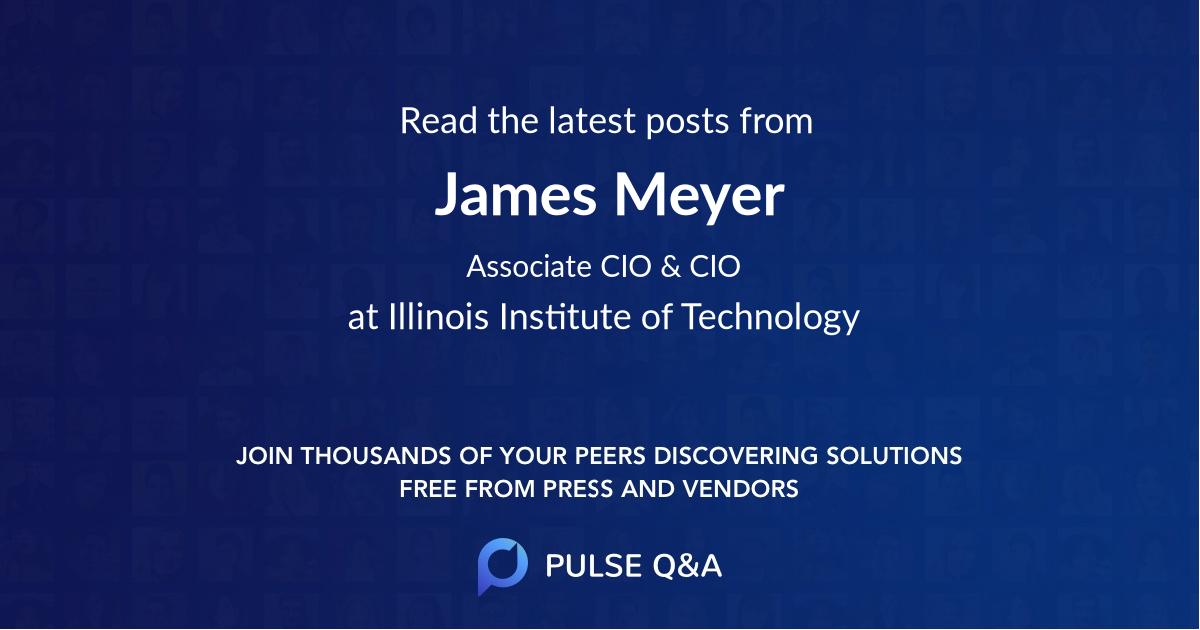 James Meyer