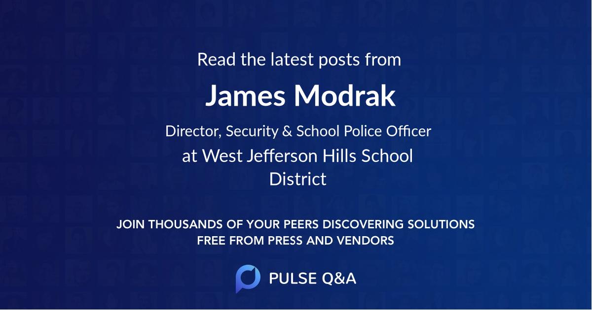 James Modrak