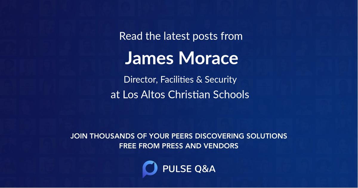 James Morace