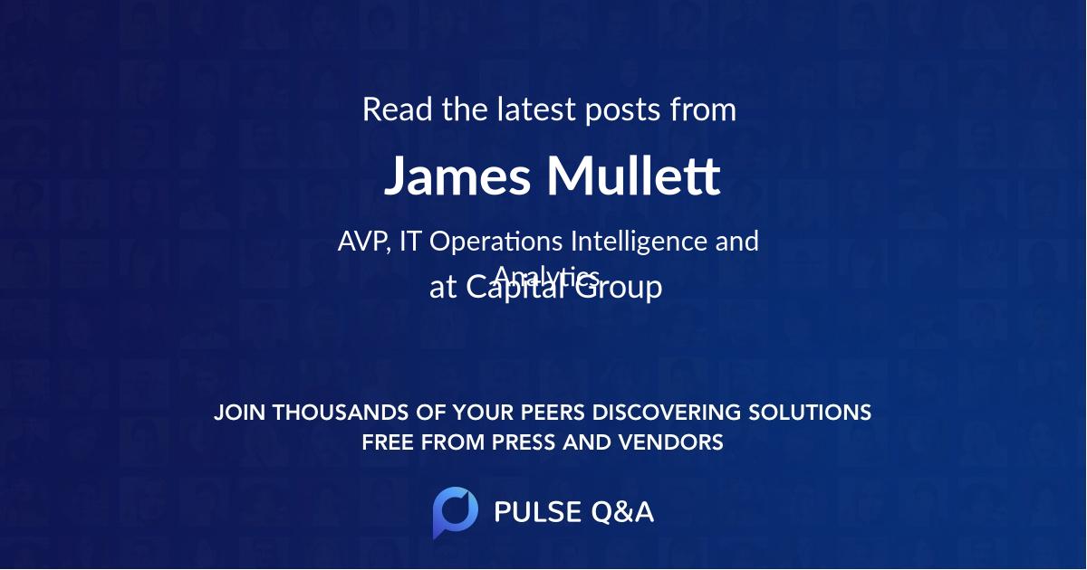 James Mullett