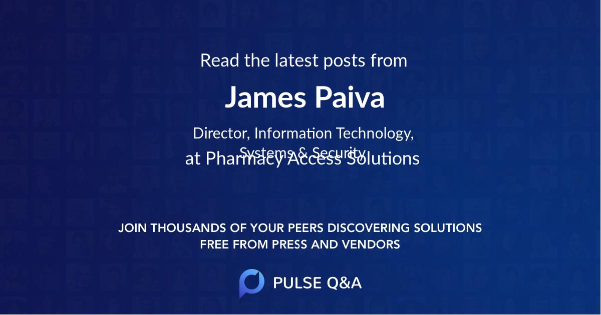 James Paiva