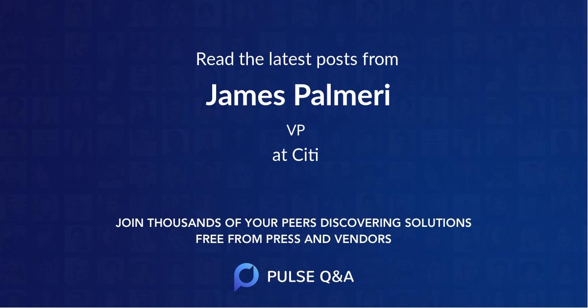 James Palmeri