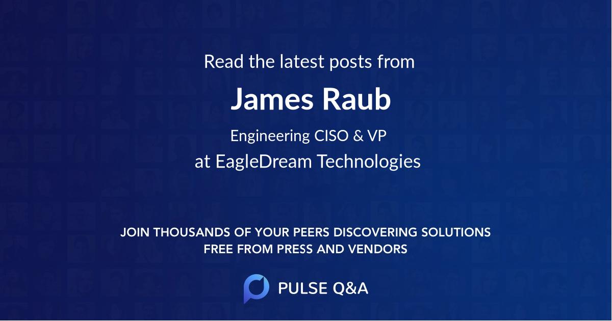 James Raub