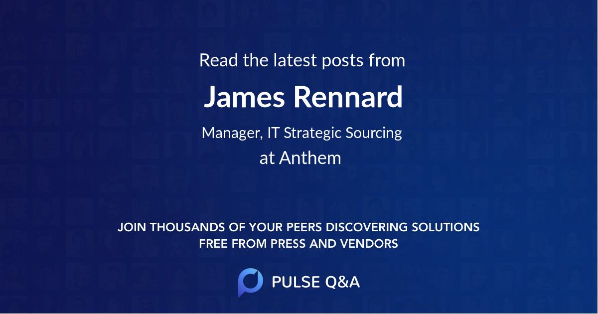 James Rennard