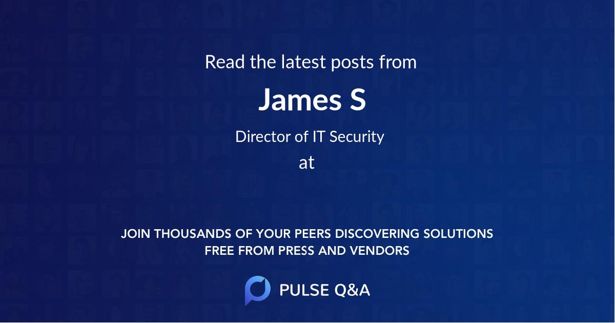 James S
