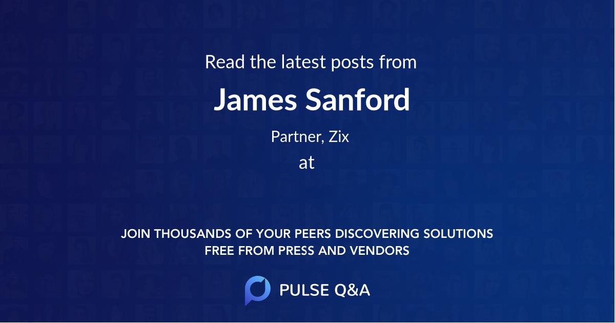 James Sanford