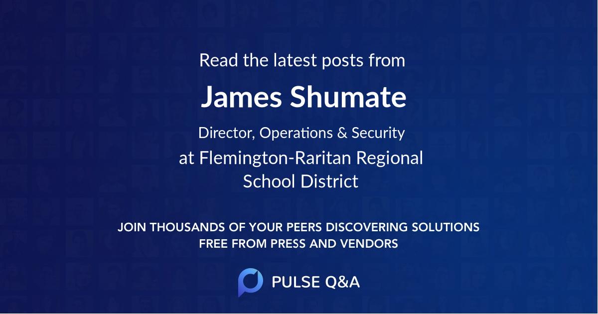 James Shumate