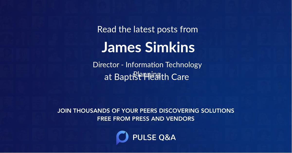 James Simkins