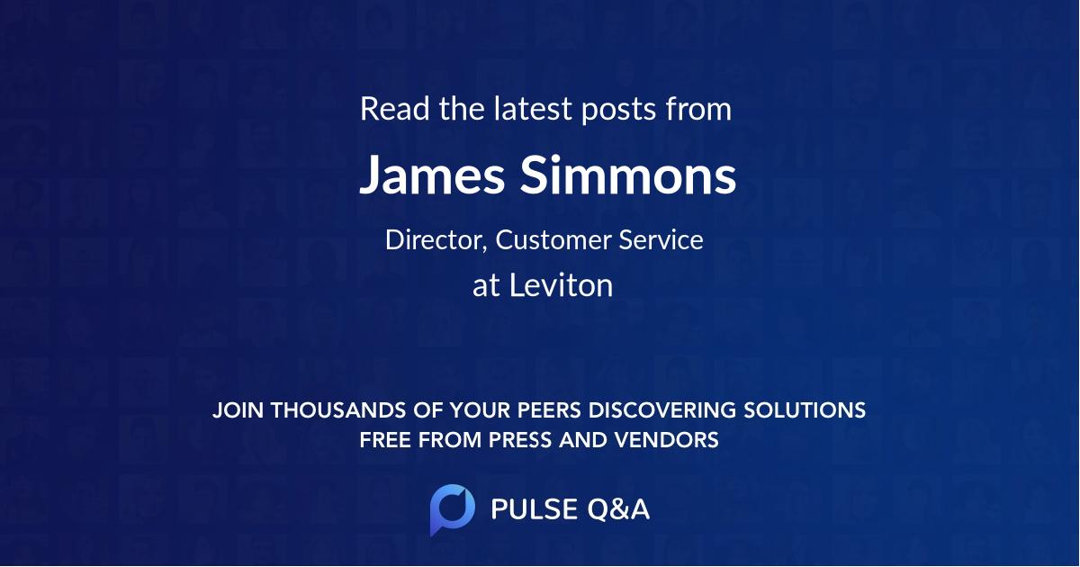 James Simmons