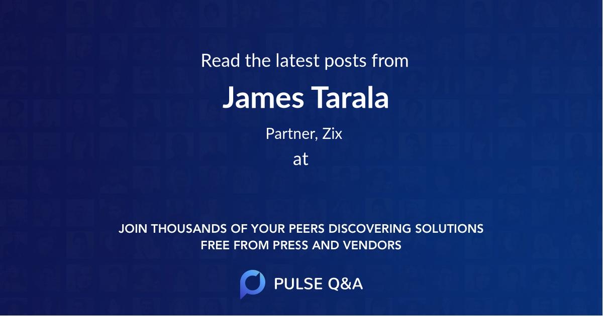 James Tarala