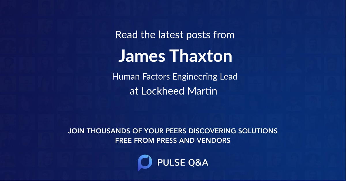 James Thaxton