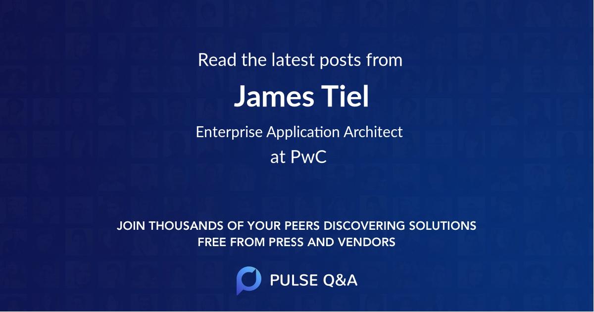 James Tiel