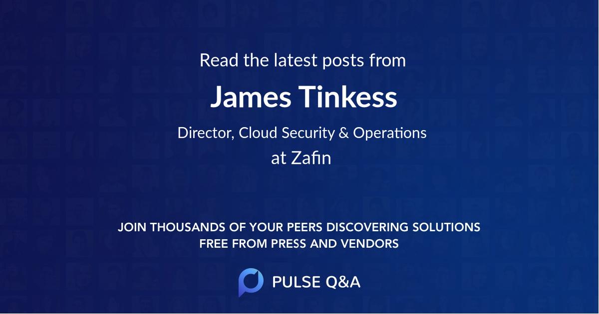 James Tinkess
