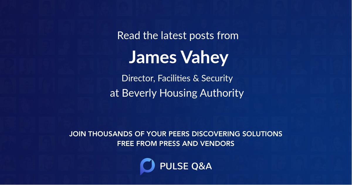 James Vahey