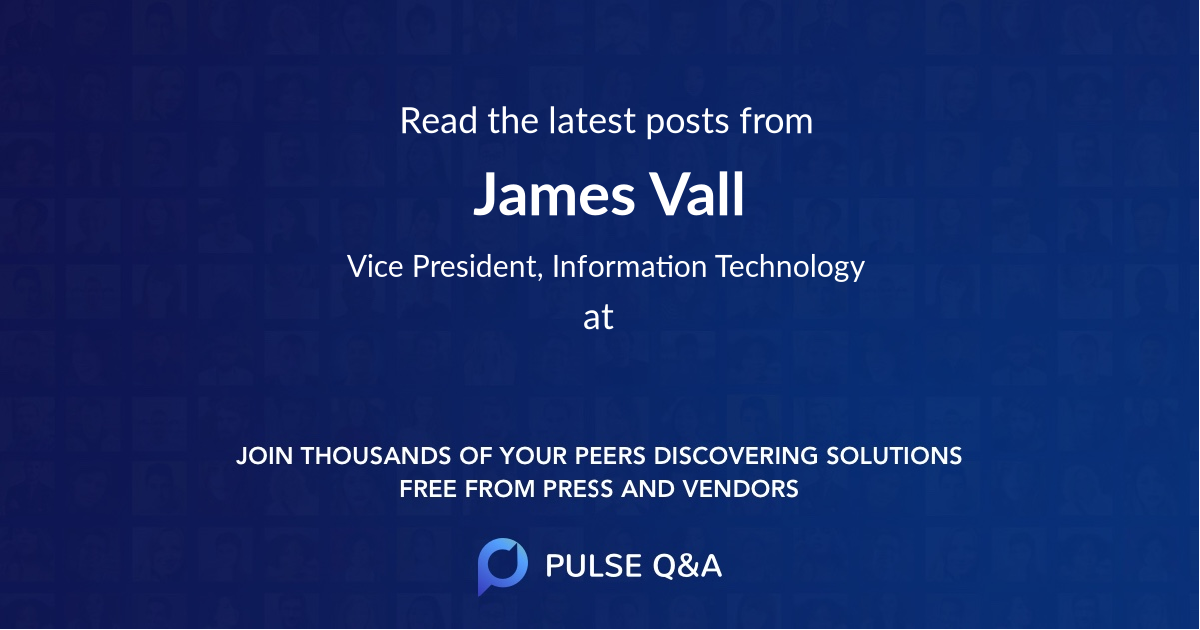 James Vall