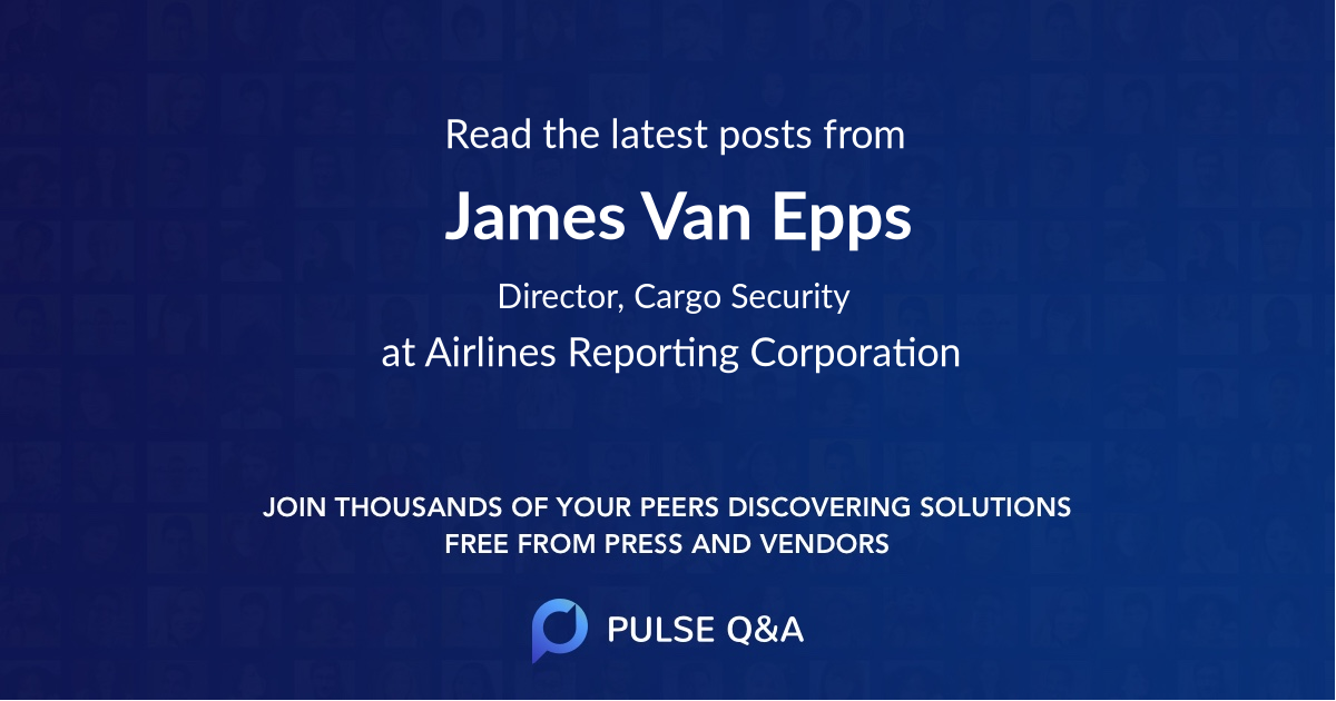 James Van Epps