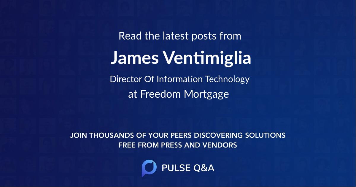 James Ventimiglia