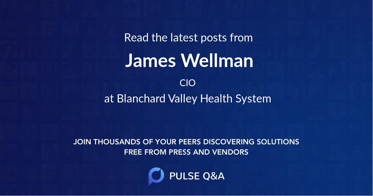 James Wellman