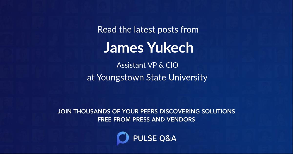 James Yukech
