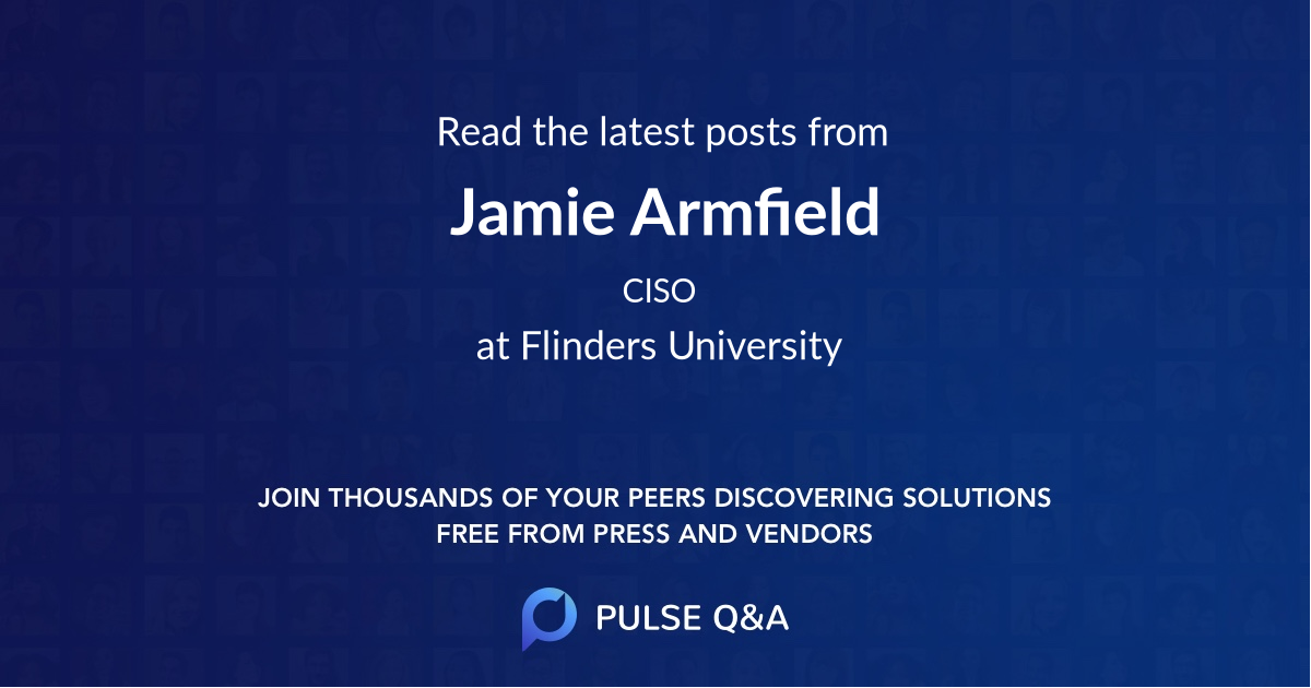 Jamie Armfield
