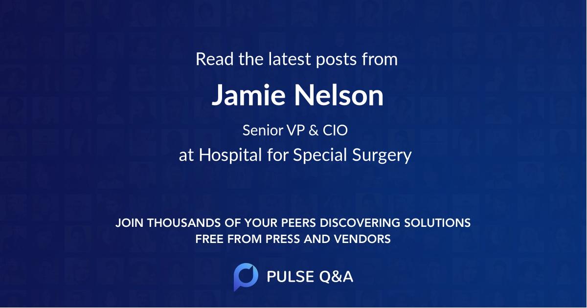 Jamie Nelson