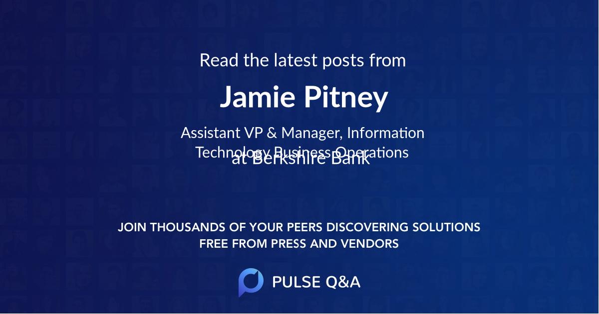 Jamie Pitney