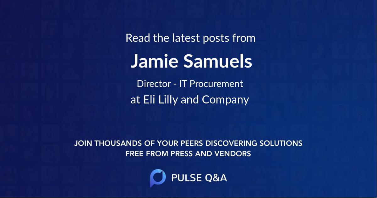 Jamie Samuels