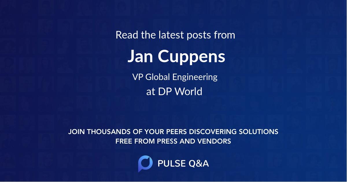 Jan Cuppens