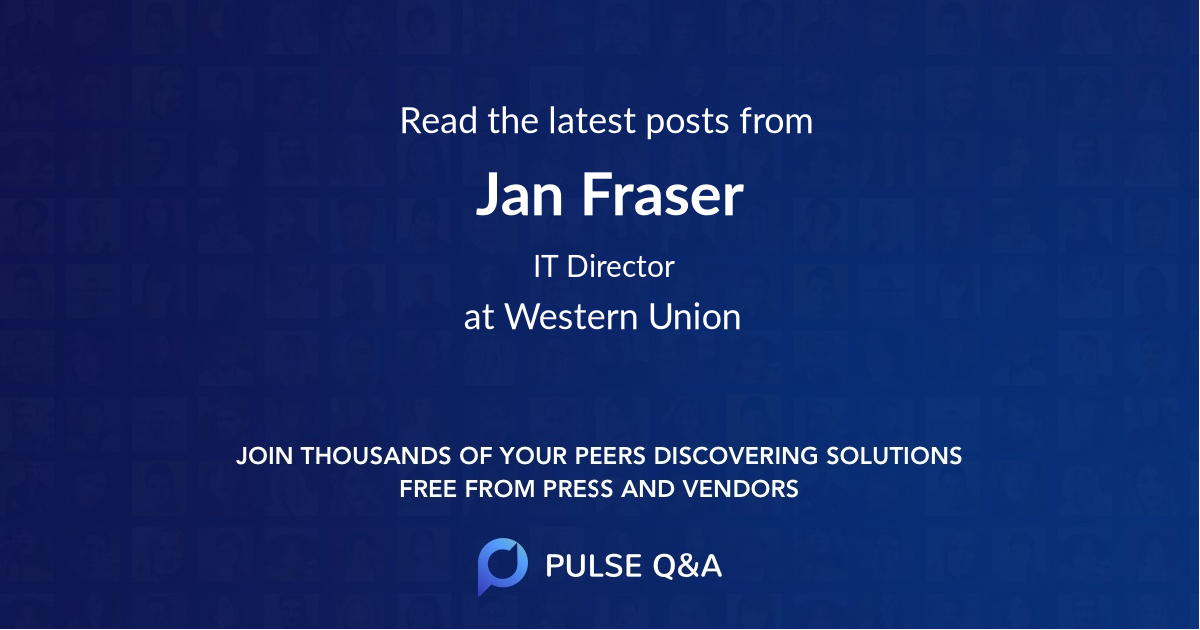 Jan Fraser